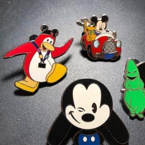 Disney Jewelry - Disney pin bundle for @Km41